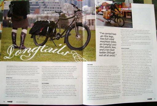 March/April 2008 Momentum Magazine