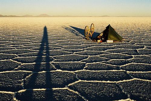 Salar de Uyni - Bolivia