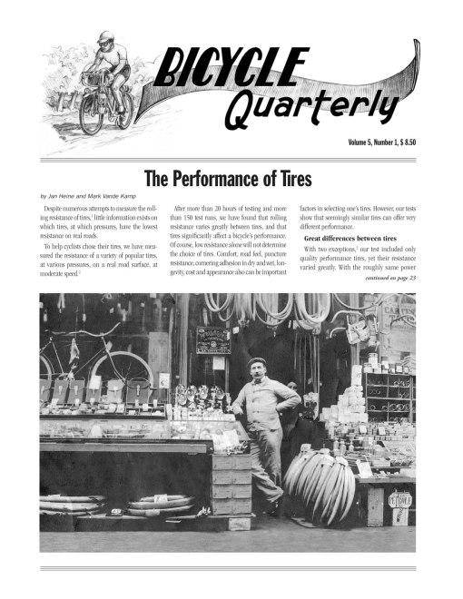 BQ - my favourite bike magazine