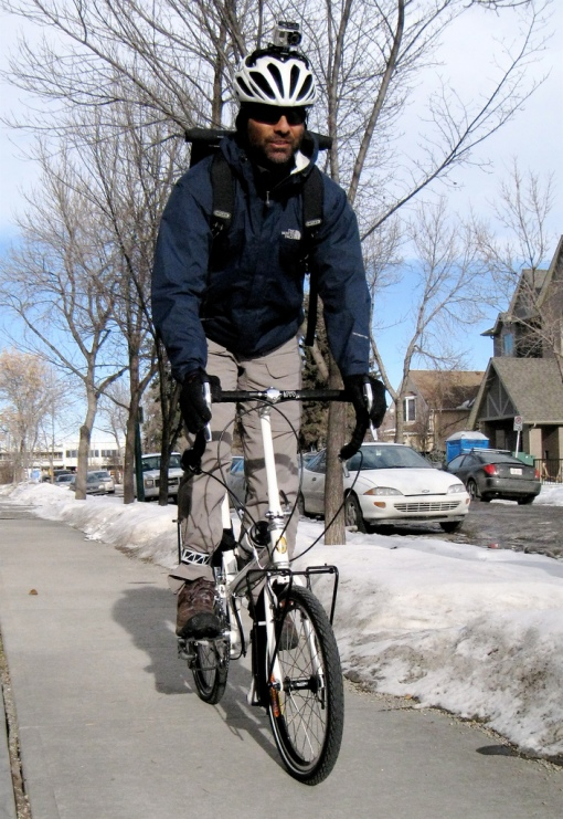 The NWT feels a lot like my Surly LHT...