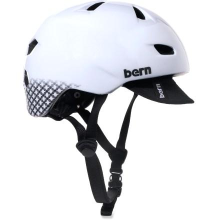 Bern Brentwood Helmet w/ Visor