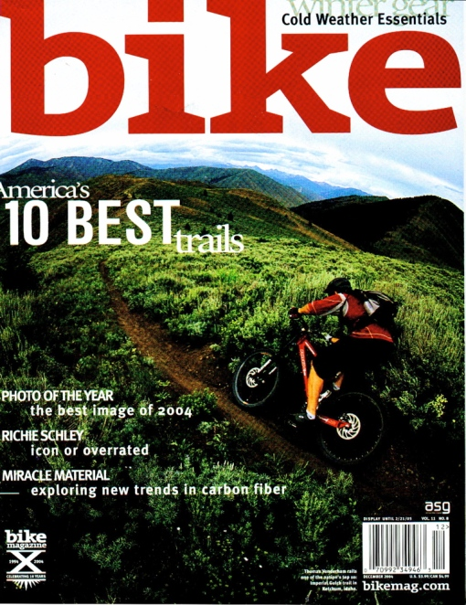 Bike Magazine Dec 2004