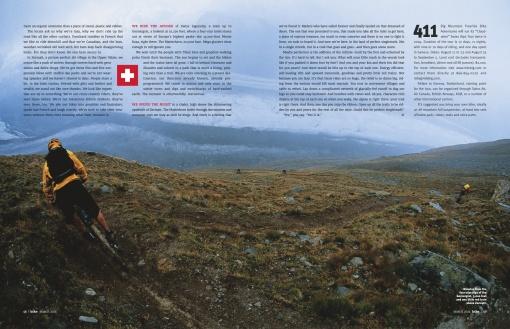 Sterling Lorence - Bike Magazine 2004