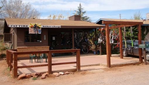 The Fat Tire Bike Shop - Sedona AZ