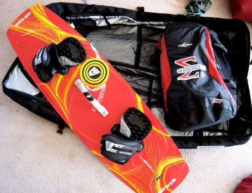 Kite Board & Kite