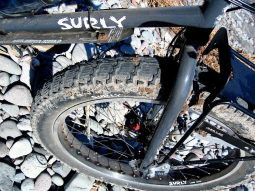 My fat tire friend...