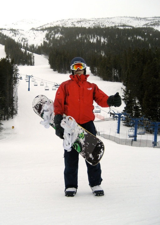 Another fine day at Castle Mountain...=-)