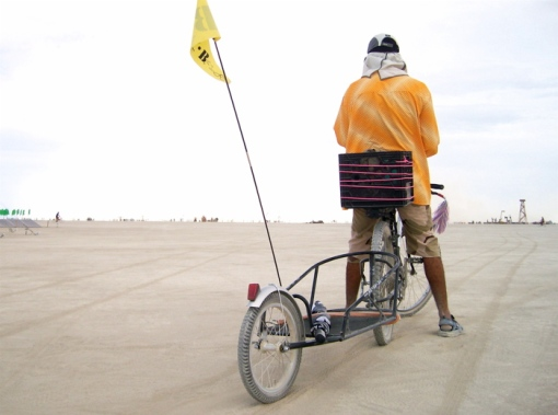 My Burning Man rig in 2007.