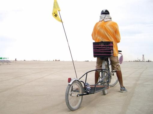 My Burning Man rig in 2007.