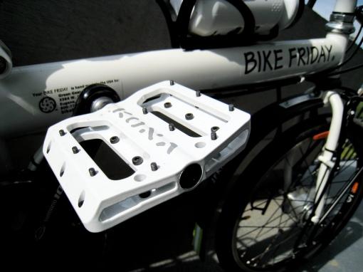 Kona Wah Wah BMX pedals