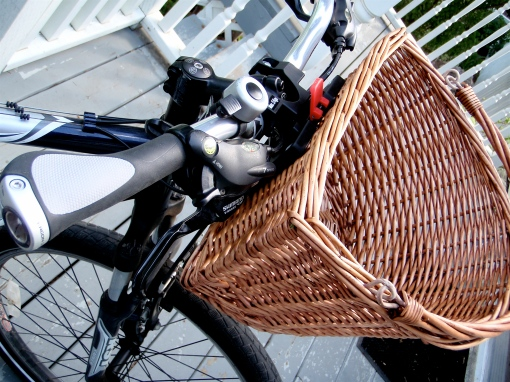 Revised Cockpit and QR Wicker Basket