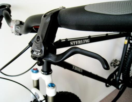 Shimano SLX hydro brakes