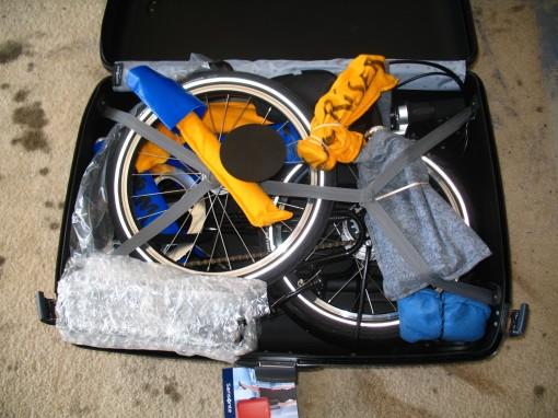 Season Tikit ready to travel...