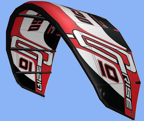 Ocean Rodeo 2010 Rise Kites 8m Amp 10m For Sale The Lazy