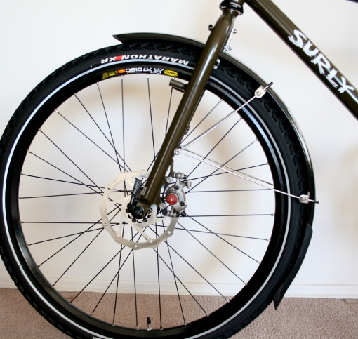 The Trouble With Plastic Fenders The Lazy Rando Blog