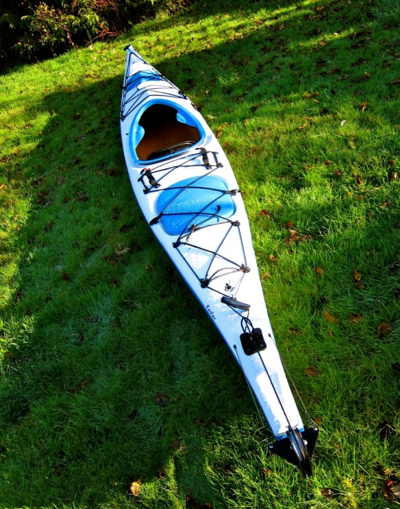 Seaward Cosma Kayak Review | The Lazy Rando Blog