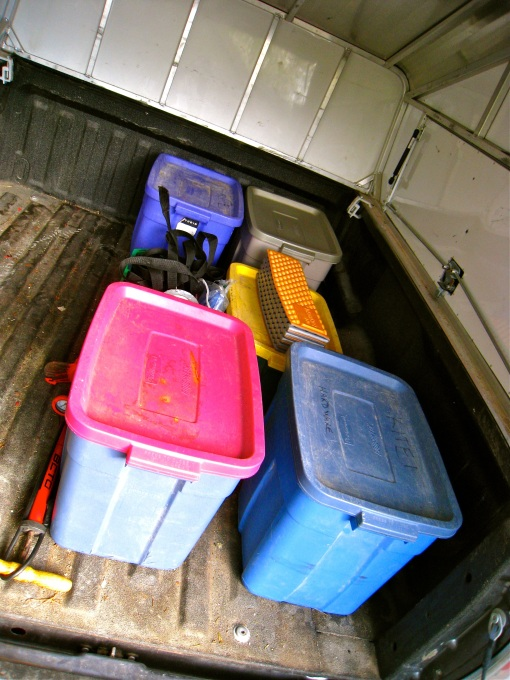 Diy truck bed pt1 the lazy rando blog - Diy truck bed storage ...