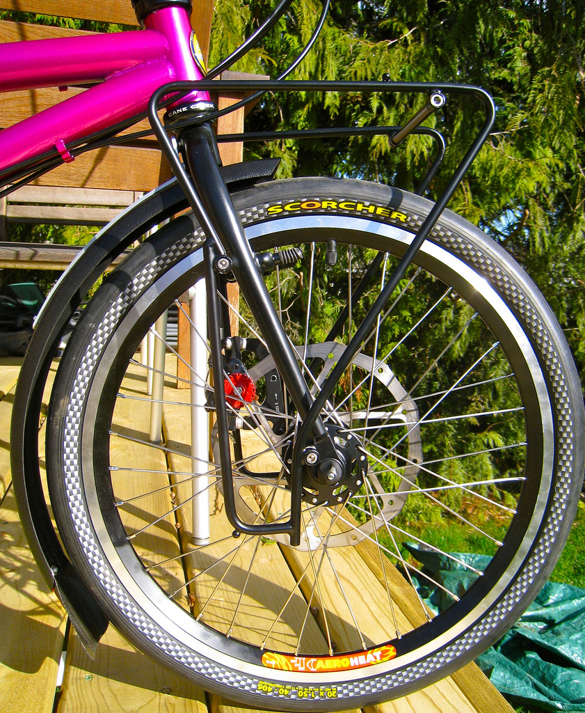 Adding Brake Fluid >> Bike Friday Tandem Brakes…. | The Lazy Rando Blog...