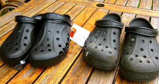 3c51bc5d6ca2 Fresh Crocs!