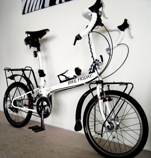 Bike Friday Tikit Touring