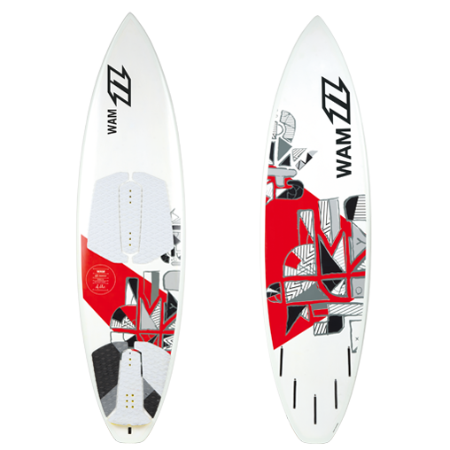 North Wam surfboard...
