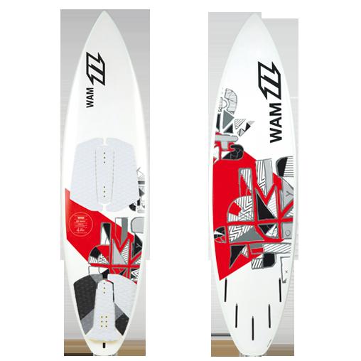 North Wam surfboard...