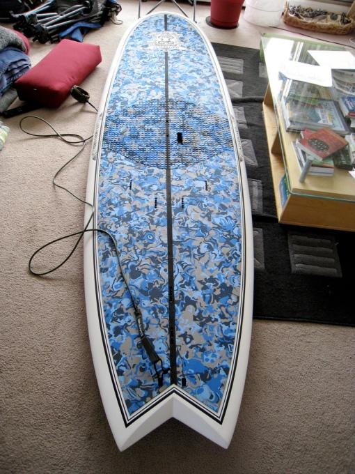 """Starboard Extremist 9'8"""" surf SUP..."""