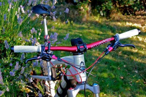 Ksi900r adjustable seat post...