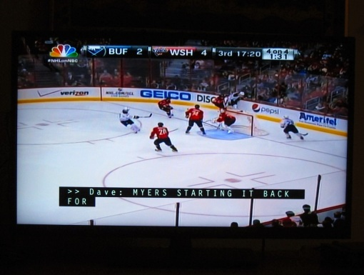 NHL Hockey...