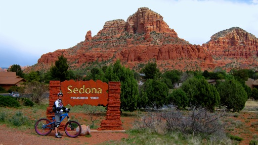 Welcome to Sedona...