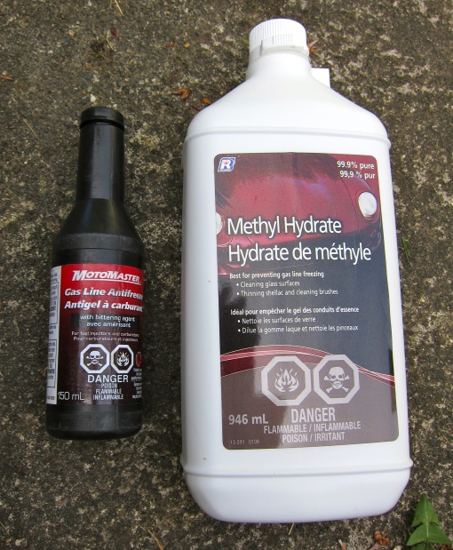 Methyl Hydrate...