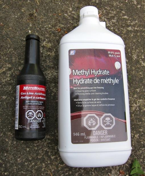 Methyl Hydrate...