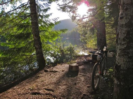 Nice campsite...