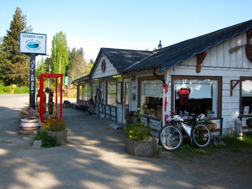 Sandbar Cafe...